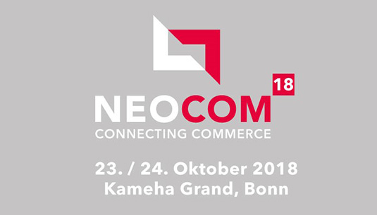 NEOCOM 2018 – Connecting Commerce [Eventtipp]