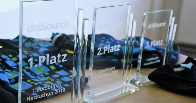 Hackathon 2018 Preise
