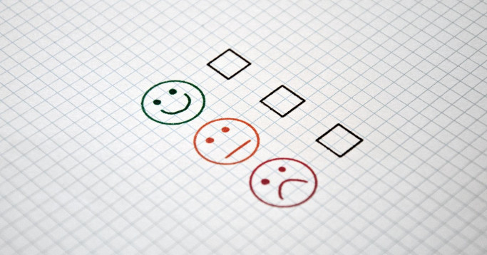 Smiley Choice Feedback