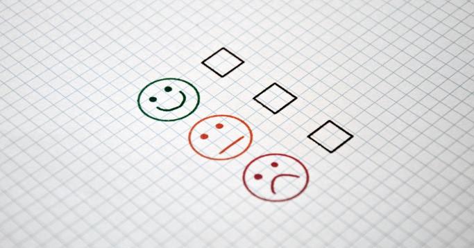 Smiley Choice Feedback