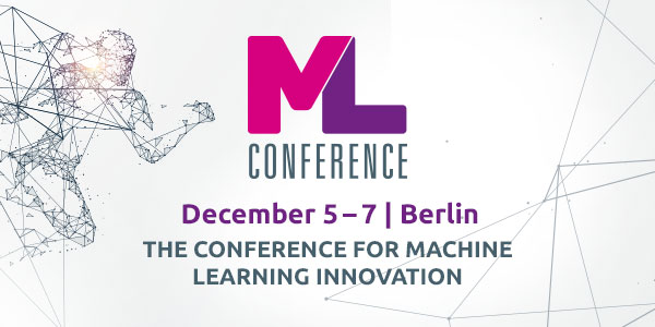 ML Conference – The Conference for Machine Learning Innovation [Eventtipp]