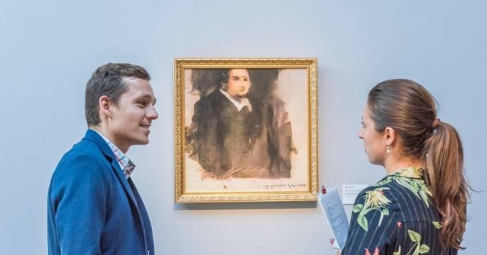 portrait, gemälde, künstliche intelligenz, Kunst