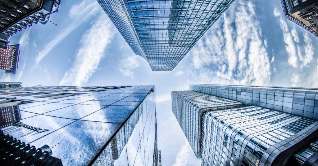 smart city, city, building, technology