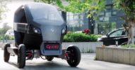 Netzfund: Car-Sharing war gestern. Hier kommt der City-Transformer!