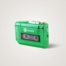 Spotify Walkman