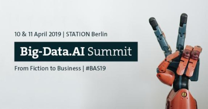Der Big Data.AI Summit 2019 in Berlin