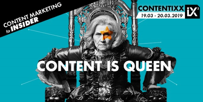Contentixx Konferenz zum Thema Content Marketing