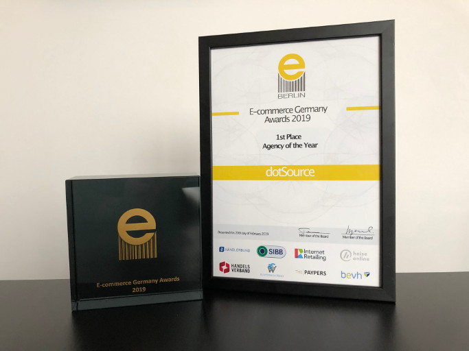 Agency of the Year 2019 Award