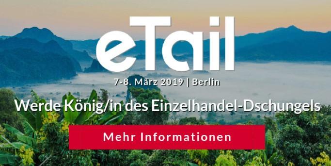 eTail Deutschland Veranstaltung