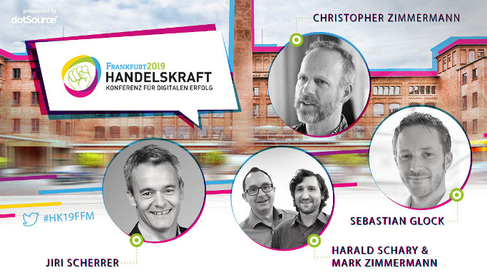 Handelskraft Konferenz 2019 Speaker Headless und Simplicity