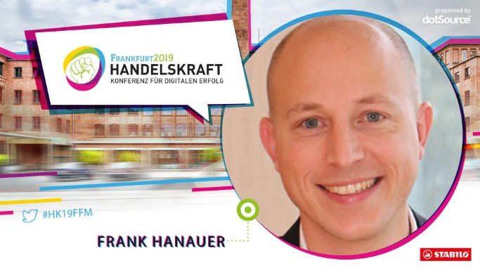 Handelskraft Konferenz Speaker Frank Hanauer im Interview