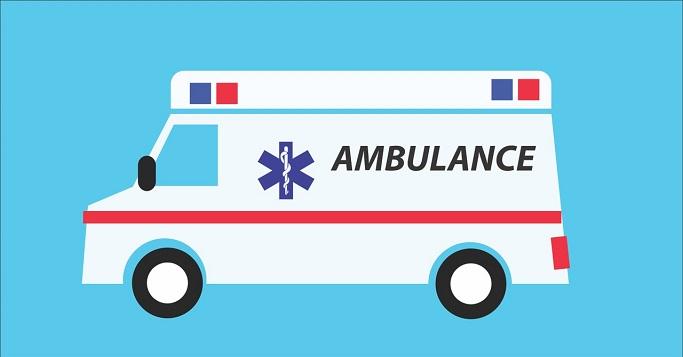 App, die Krankenwagen bestellt