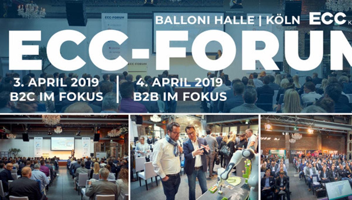 ECC-Forum: Kundenfokus total in B2C- und B2B-Commerce [Eventtipp]
