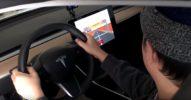Netzfund: Wenn das Auto zur fahrenden Spielkonsole wird