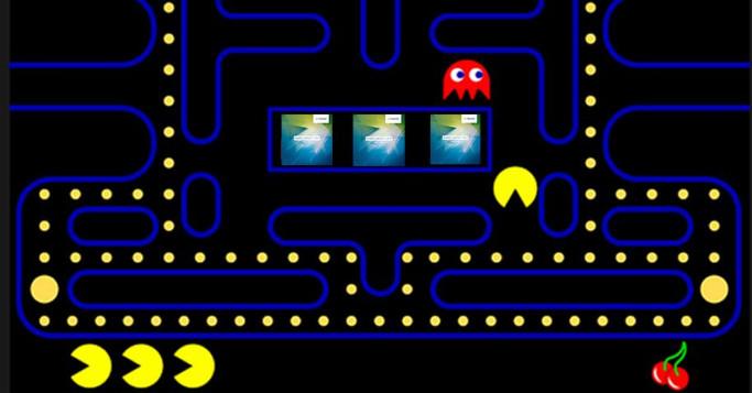 Pacman_Mock-up Handelskraft Trendbuch Digitale DNa udn HK19FFM Ticketverlosung