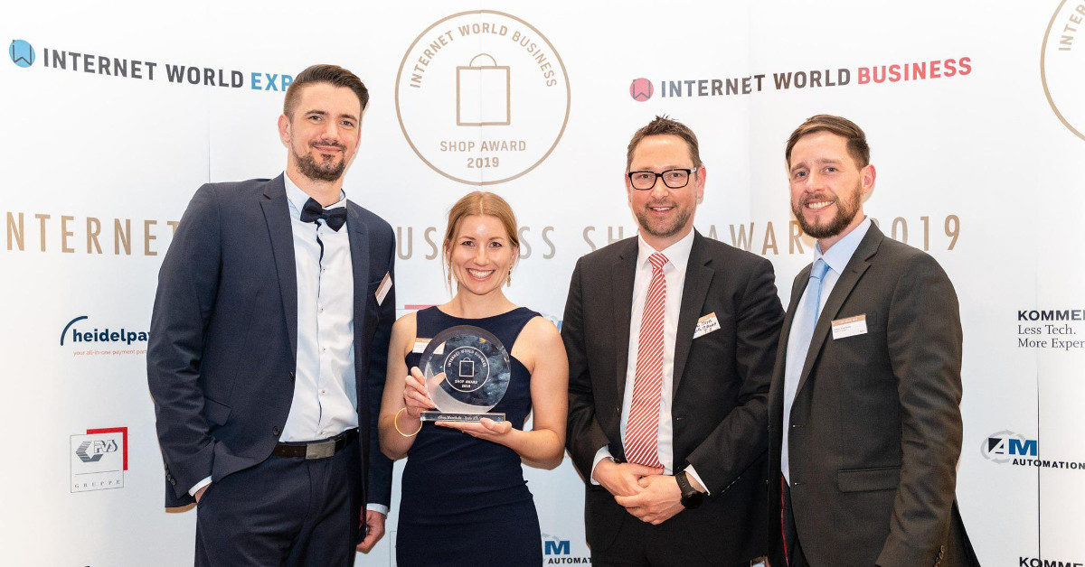 WÜRTH erhält Shop Award 2019