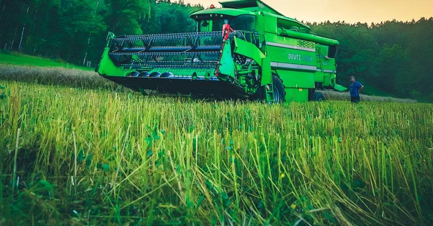 Die Digitalisierung von Schrot und Korn – Landwirtschaft 4.0