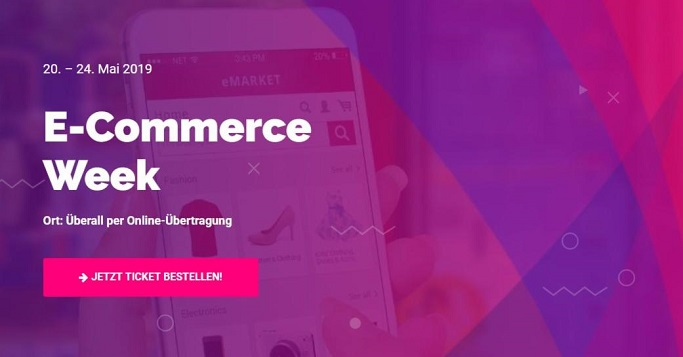 E-Commerce Week 2019