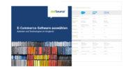 E-Commerce-Software auswählen – Anbieter und Technologien im Vergleich [Aktualisiertes Whitepaper]