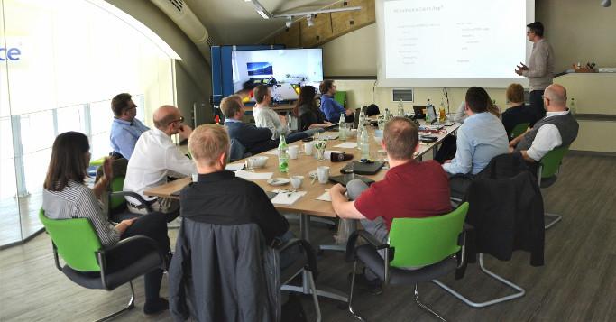 Networking Plattform Sonnendeck bevh Arbeitskreis