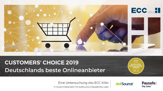 Titelbild ECC Studie Customers Choice DOHA 2019