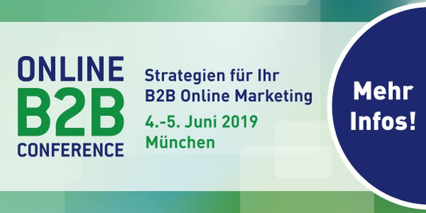 Online B2B Conference [Eventtipp]