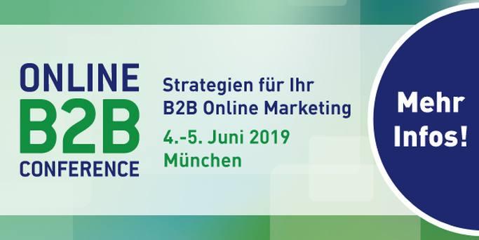 b2b conference, b2b, münchen