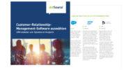 CRM-Software auswählen – Anbieter und Systeme im Vergleich [Aktualisiertes Whitepaper]