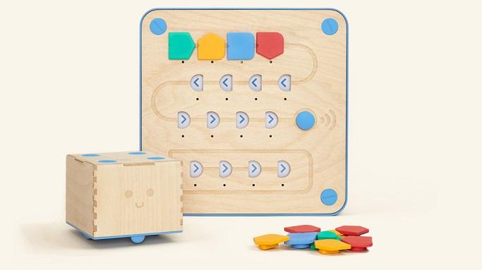 Programmieren an Schule mit Cubetto