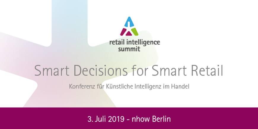 retail intelligence Summit [Eventtipp]