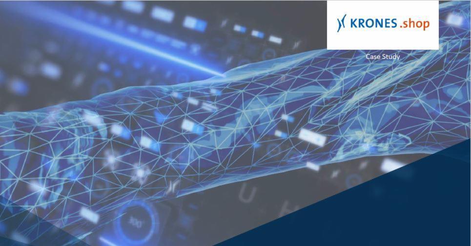 Big Data für Big Player – Wie Krones die Getränkefabriken der Zukunft erschaffen will [Case Study]