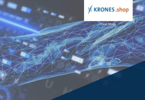 Data Log Dashboard Krones Case Study Cover