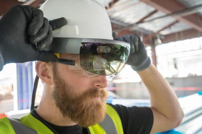 AR und VR in der Baubranche