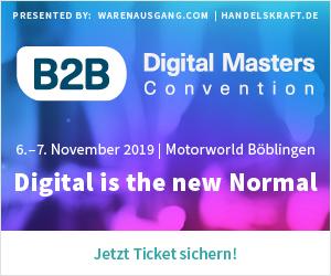 B2B Digital Masters Convention. Jetzt Ticket sichern!