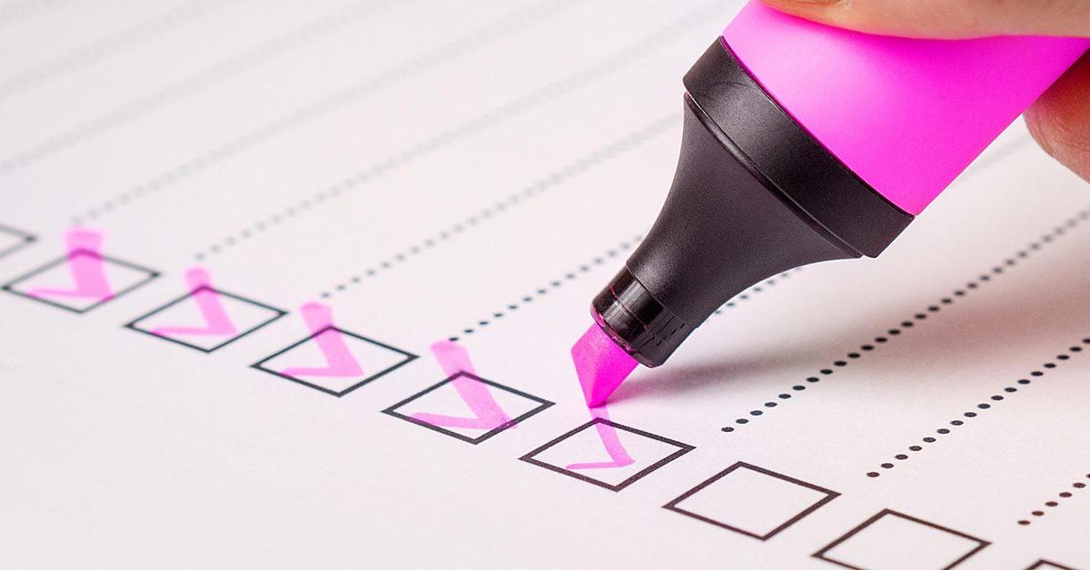 Conversion-Optimierung – Die Checkliste für mehr Erfolg im E-Commerce [Teil 4]