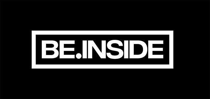 BE.INSIDE Premium Banner