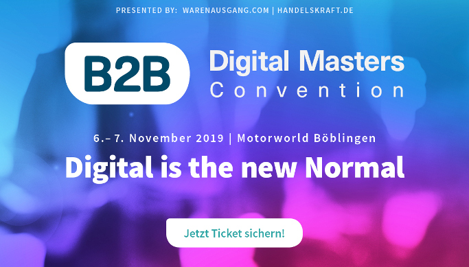 B2BDMC, B2B Digital Masters Convention