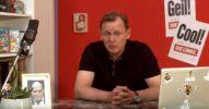Landtagswahlen: Thüringer Ministerpräsident mit dotSource-Stickern erwischt [Netzfund]
