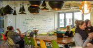 New-Work-Order: Das Büro als WG