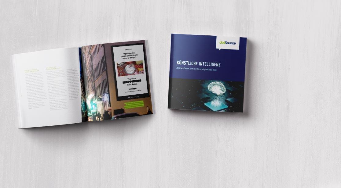 Künstliche Intelligenz – 25 Use-Cases, um mit KI erfolgreich zu sein [Neues Whitepaper]