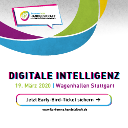 Digitale Intelligenz HK20STR Early Bird Tickets