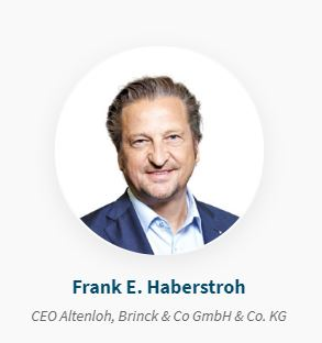 B2B Digital Masters Convention Interview Frank Haberstroh