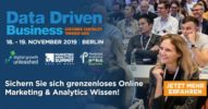 Data Driven Business 2019 [Eventtipp]