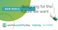 World Usability Day 2019 Leipzig – Wie designe ich die Zukunft? [Eventtipp]