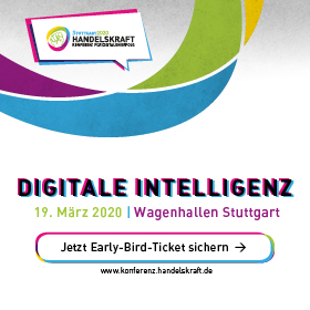 Digitale Intelligenz Early Bird Tickets