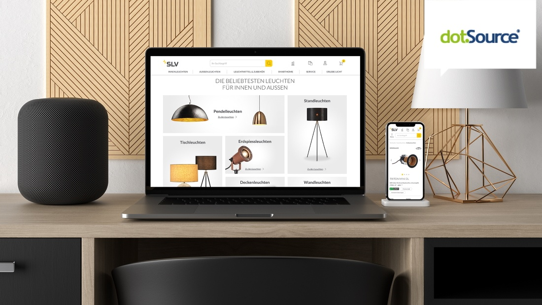 B2B digital auf dem Vormarsch – SLV gewinnt Shop Usability Award 2019