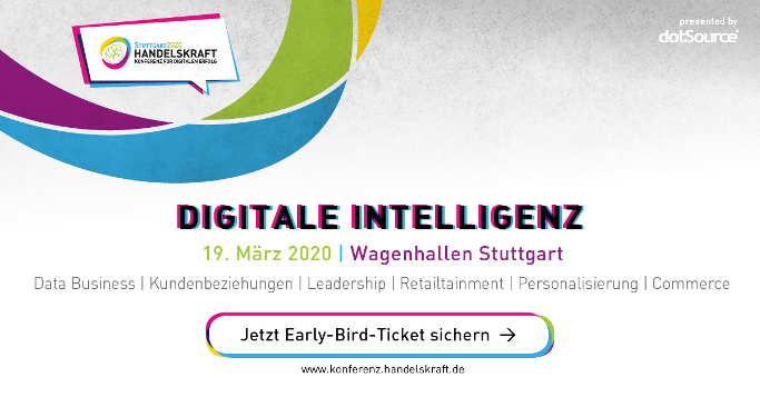 Digitale Intelligenz Speaker Update Handelskraft Konferenz 2020