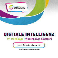 HK20STR Digitale Intelligenz Ticket CTA