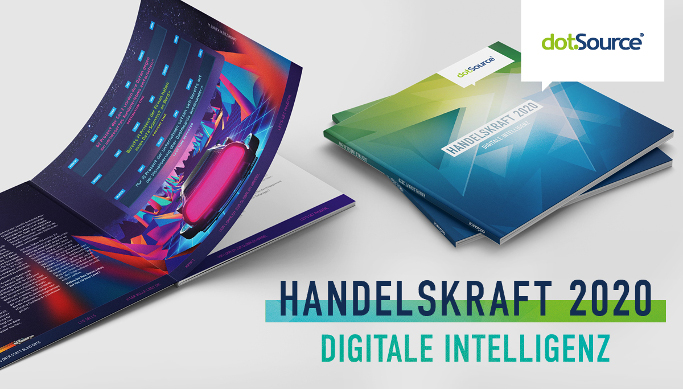 Digital Business Kompass Handelskraft 2020 »Digitale Intelligenz« Release Cover