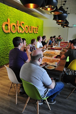 Lunch and Learn dotSource